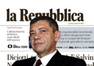 Verdelli siamo noi. Straordinario successo del tweet storm contro le minacce al direttore di Repubblica. Giulietti: altra riunione dell'Osservatorio