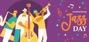 Oggi a tutto Jazz! In tutto il mondo si celebra la Giornata internazionale del jazz istituita dall'Unesco