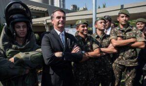 Bolsonaro vs. militari. Epifenomeno di una disputa politica