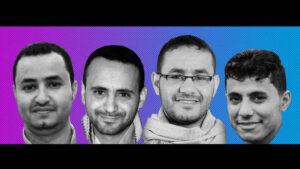 Yemen, quattro giornalisti rischiano l'esecuzione