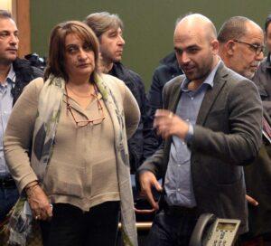 Minacce a Saviano e Capacchione, Giulietti in aula: «Il sindacato al fianco dei colleghi»