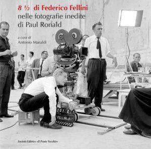 Fellini, Paul Ronald e il fotografo di scena