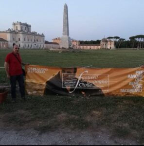 E' morto Valerio Taglione, eroe silenzioso anti camorra e coordinatore del Comitato don Peppe Diana