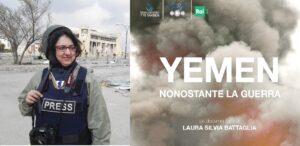 """Yemen dimenticato, Battaglia: """"Per aggirare oscuramento si investa per ritorno giornalisti sul campo"""""""
