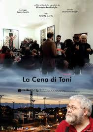 """Vita di un giornalista. """"La cena di Toni""""- un film di Elisabetta Pandimiglio, con Toni De Marchi,. Prod. Ita, 2017"""