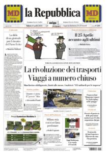 Domani, la Repubblica, il Fatto: polemiche e concorrenza. Ma maturano cambiamenti epocali