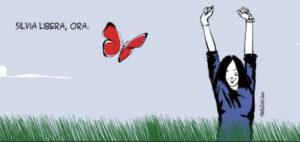 Silvia è libera, ma non dal pregiudizio