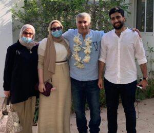 Bahrain, torna libero Nabeel Rajab, leader del movimento non violento contro il regime