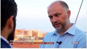 Chiesti sequestro pc, cellulare e perquisizione casa e ufficio giornalista Condorelli