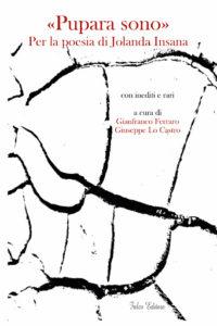 """Contro la """"morte bocchinara"""": due volumi dedicati a Jolanda Insana"""