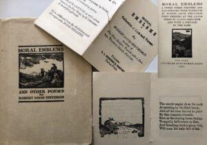Quando Robert Louis Stevenson faceva lo xilografo. Le edizioni Davos Press