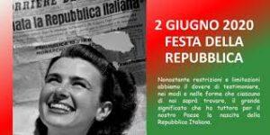 Festa della Repubblica.Creare una nuova resistenza contro chi vuole annientare la libertà umana
