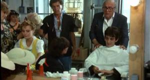 I mestieri del cinema: Fellini e il trucco