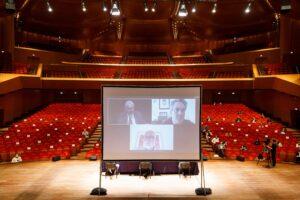 Auditorium. Santa Cecilia Start! L'estate musicale rinasce grazie a Pappano e alle autorità
