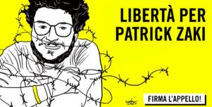 Altri 45 giorni di carcere, l'incubo per Patrick Zaky continua