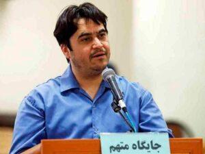 Iran, giornalista condannato alla pena di morte