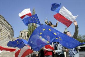 La Polonia si allontana dall'Unione Europea