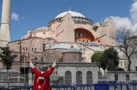 Santa Sofia e i Turchi non meritano questo