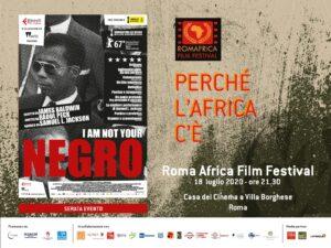 """""""I can't breathe"""". Roma Africa Film Festival. Una serata evento contro i razzismi"""