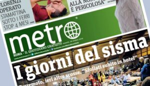 Metro, il giornale dei lettori nuovi, 20 anni dopo, cerca la sua seconda rivoluzione