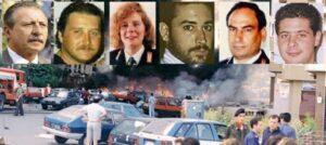 #19luglio1992 Non c'è futuro senza memoria