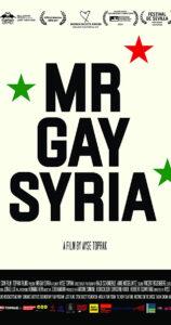 "Il film ""Mr Gay Syria"" sarà on line, gratis,giovedì 16 luglio"