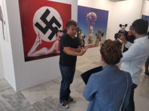"WEGIL. Digital-art: ""Hic sunt leones"", da non perdere quest'estate l'originale parodia del ventennio fascista"