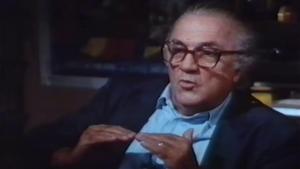 I mestieri del cinema. Fellini e il montaggio