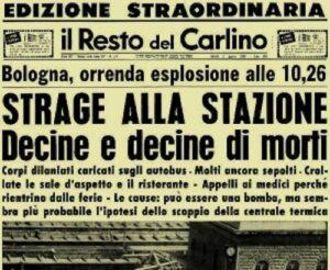 #BOLOGNA2AGOSTO1980 Strage neofascista