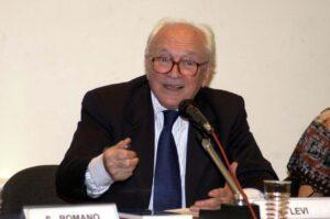 Arrigo Levi, intellettuale e giornalista, generoso appassionato della vita