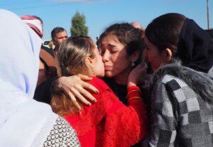 Iraq, sei anni dopo Il genocidio yazida il calvario dei sopravvissuti non è finito
