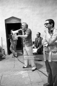 I mestieri del cinema. I direttori della fotografia. Fellini e la luce