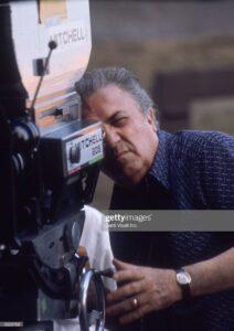 I mestieri del cinema e Fellini. IL REGISTA