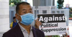 """Hong Kong, il quotidiano """"Apple Daily"""" nel mirino della legge sulla sicurezza nazionale"""