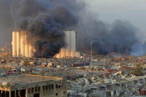 Beirut:una tragedia nazionale