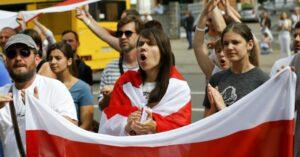 Bielorussia: domenica 31 manifestazioni a Roma e Milano