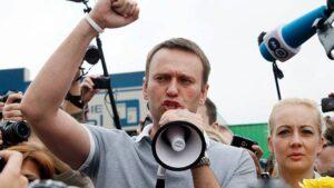 Aleksej Naval'nyj e l'indifferenza mondiale