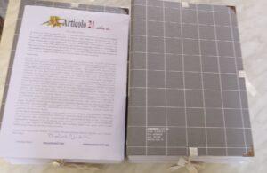 19.385 firme per chiedere dimissioni Sgarbi (da presidente Mart) che accusa Art.21 di ricevere contributi pubblici. Mai ricevuti