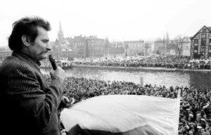 Solidarność quarant'anni dopo
