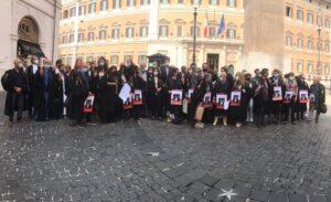 Turchia, messaggio dell'avvocato Ünsal al presidio di solidarietà dell'avvocatura italiana.  L'adesione di Articolo 21 e Fnsi