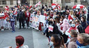 Repressioni in Bielorussia. Anche nelle piazze d'italia si manifesta contro Lukashenko