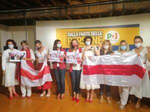 In Bielorussia: l'opposizione è donna. Mobilitazione mondiale il 20 settembre