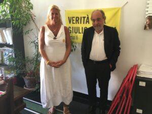 Caso Regeni, Giulietti a Genova: «Continueremo ad essere scorta mediatica»