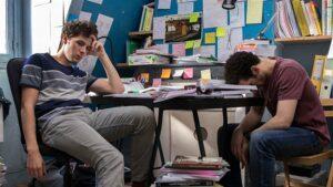 Iper-competizione e amicizia ne 'Il primo anno', un film di Thomas Lilti