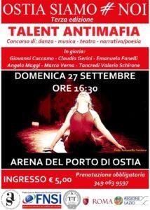 I finalisti del Talent Antimafia 2020, targato #Noi