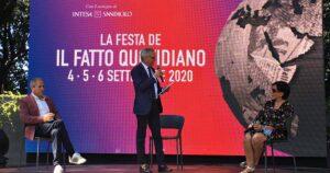 """Maria Rita Gismondo e Andrea Crisanti alla Festa de Il Fatto Quotidiano: """"Virus e anti virus"""""""