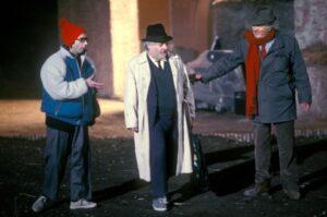 Mestieri del cinema e Fellini. L'attore