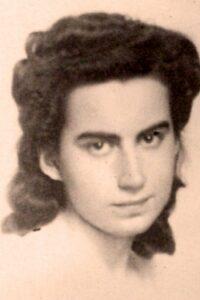 Teresa Mattei, nome da partigiana: Chicchi