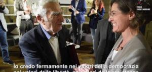 I 102 anni di Bruno Segre: la lezione di un resistente