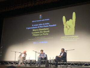 Il giornalismo di Pier Paolo Pasolini a Pordenonelegge